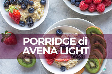 come preparare il porrdige di avena light