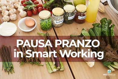 smart working cosa cucinare